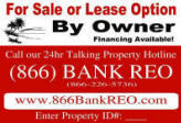 Foreclosures, Bank REO, Short Sale Listings, Home Retention Hotline Services